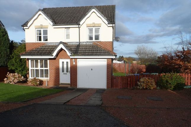 Thumbnail Detached house to rent in Craigearn Avenue, Kirkcaldy