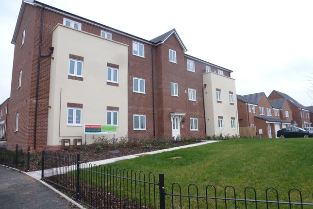 Thumbnail Flat for sale in Greenside Way, Walsall
