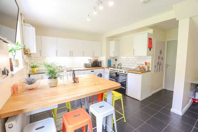 Thumbnail Semi-detached house to rent in The Crescent, Brighton
