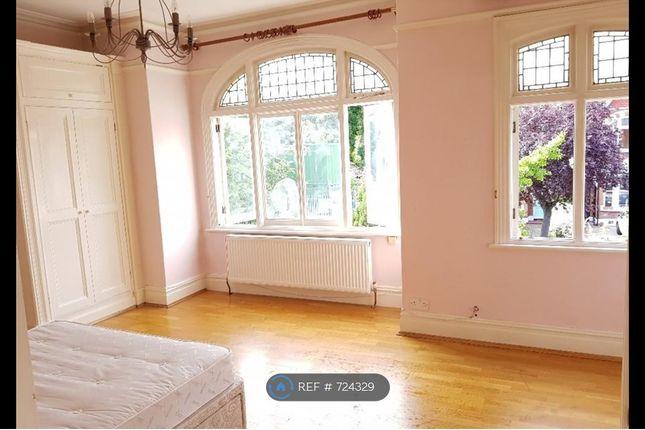 Master Bedroom of Turney Road, London SE21