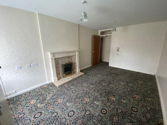 Living Room of Portland Street, Mansfield Woodhouse, Mansfield, Nottinghamshire NG19