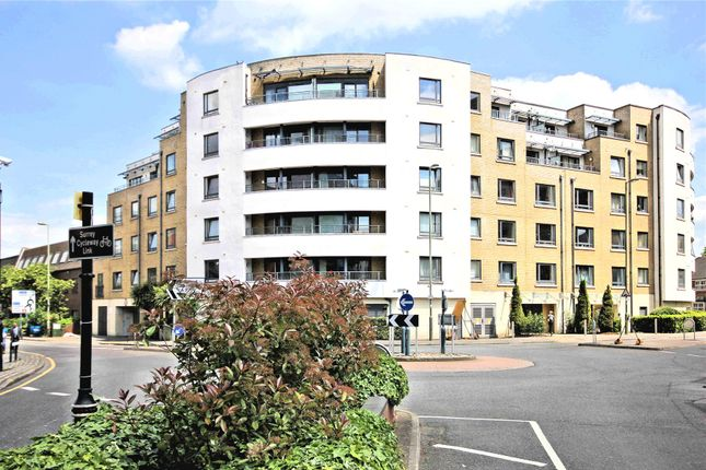 Thumbnail Flat for sale in Stanley Road, Woking, Surrey