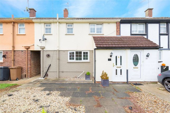 Thumbnail Semi-detached house for sale in Cherwell Drive, Chelmsford, Essex