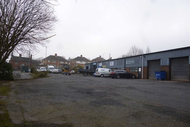 Thumbnail Land for sale in Gower Street, Telford, Shropshire