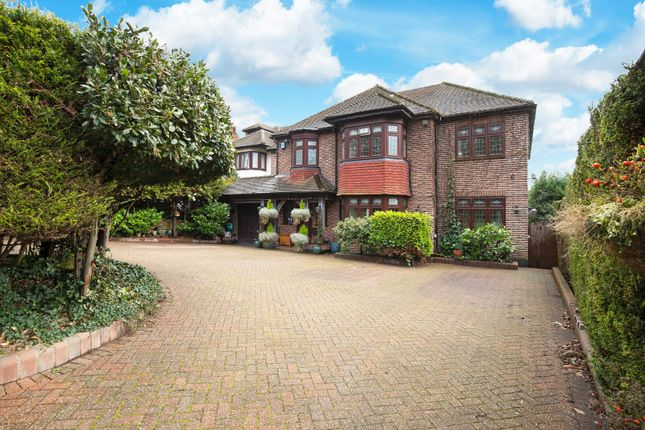 Thumbnail Detached house for sale in Monkhams Lane, Woodford Green, Essex