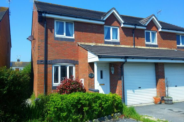 Thumbnail Property to rent in Parc-Y-Berllan, Porthcawl