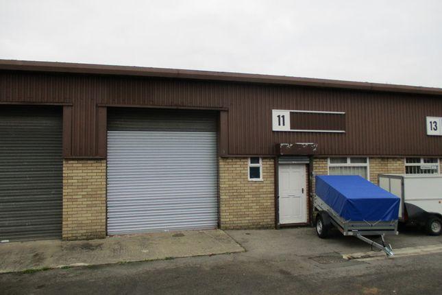 Thumbnail Industrial to let in Leeway Court, Newport