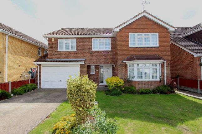 Thumbnail Detached house for sale in Martingale, Benfleet