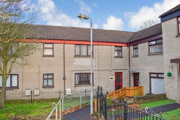 Thumbnail Flat to rent in Hill Street, Lisburn