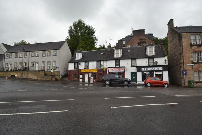 Thumbnail Flat to rent in Lower Bridge Street, Stirling