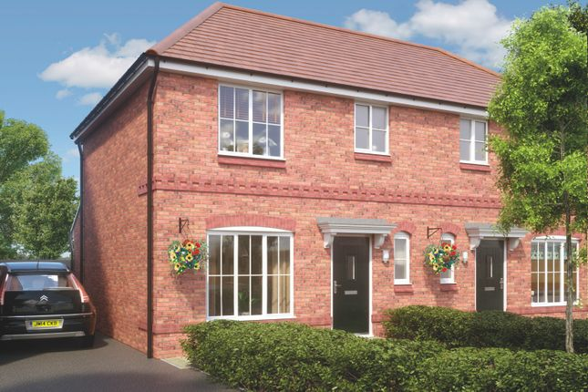 Thumbnail Semi-detached house for sale in Wesley Street, Bamber Bridge