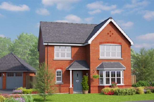 Thumbnail Detached house for sale in The Chatsworth, Erddig Place, Wrexham