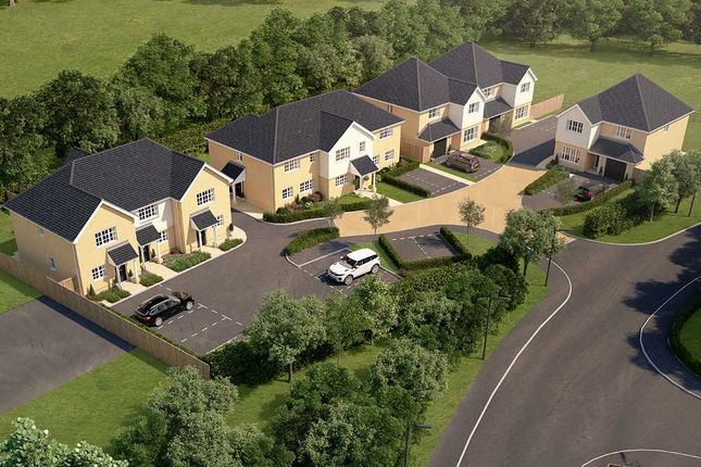 Thumbnail Property for sale in Broom Hill, Flimwell, Wadhurst