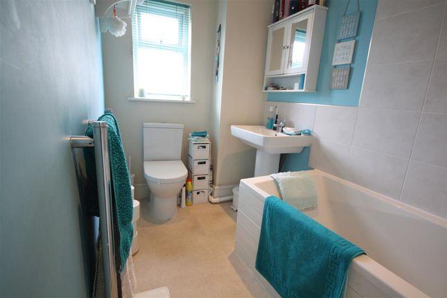 Bathroom of Warmwells Lane, Ripley DE5
