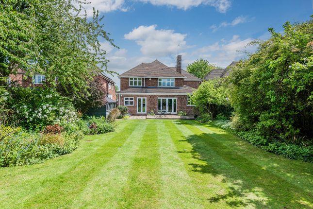 Thumbnail Detached house for sale in Fendon Road, Cambridge