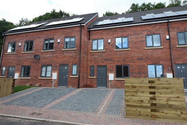 Thumbnail Property to rent in Berrystorth Close, Gleadless, Sheffield