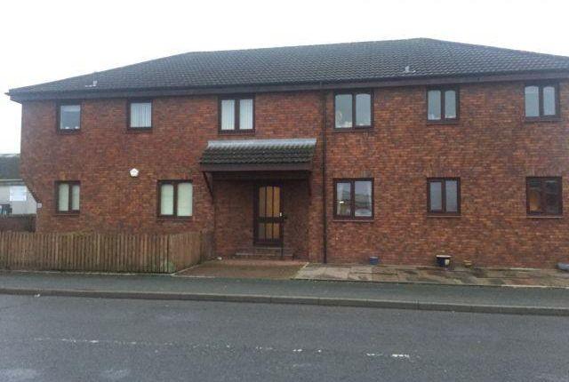 Thumbnail Flat to rent in Netherside, Mains Street, Lockerbie