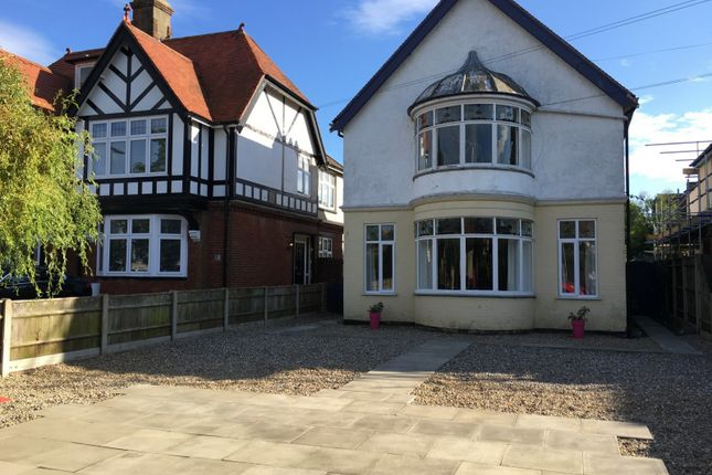 Thumbnail Detached house for sale in Park Road, Gorleston