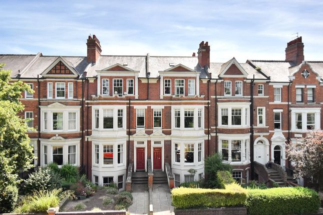 Thumbnail Terraced house for sale in East Park Parade, Northampton