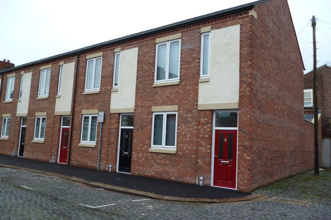 Thumbnail Shared accommodation to rent in Orfeur Street, Carlisle
