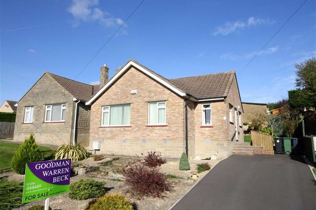 Thumbnail Detached bungalow for sale in Newall Tuck Road, Chippenham, Wiltshire
