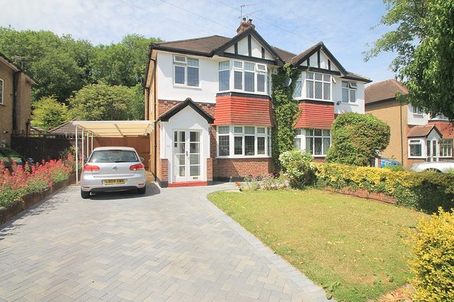 Thumbnail Semi-detached house to rent in Chaldon Way, Coulsdon