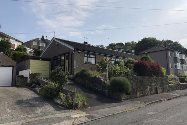 Thumbnail Semi-detached bungalow to rent in Southlands Grove West, Riddlesden, Keighley