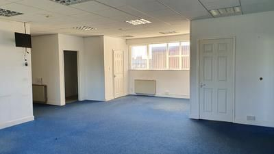 Thumbnail Office to let in First Floor, The Quadrant, Town Road, Hanley, Stoke On Trent, Staffordshire