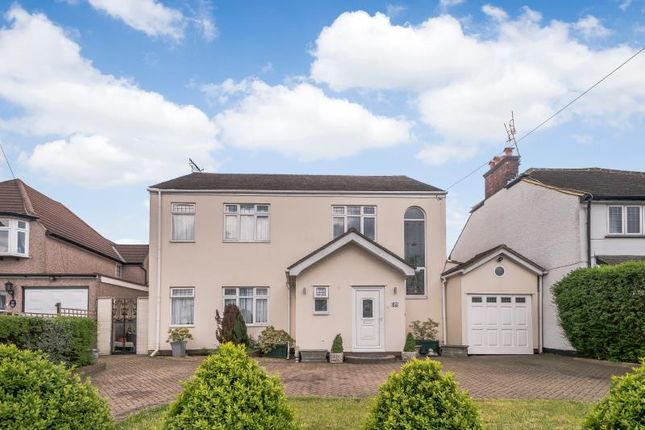 Thumbnail Detached house for sale in Hampermill Lane, Watford, Hertfordshire