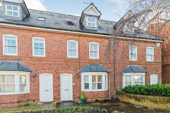 Thumbnail Town house for sale in Elgar Bretts Court, Canterbury
