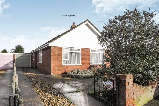 2 bed detached bungalow for sale in Oakley Road, Dovercourt, Harwich