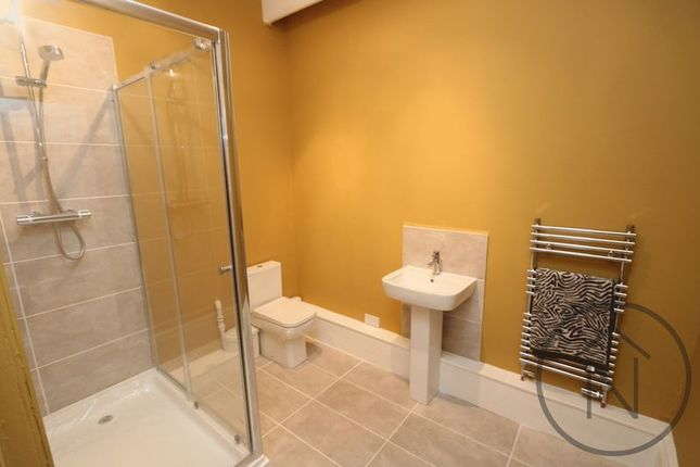 Shower Room of The Manor House, Fir Tree Grange, Howden Le Wear, Crook DL15