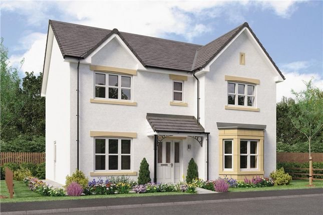 "Thumbnail Detached house for sale in ""Kennaway"" at Springhill Road, Barrhead, Glasgow"