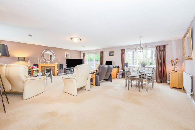 Thumbnail Detached bungalow for sale in Hillsborough Road, Glen Parva, Leicester
