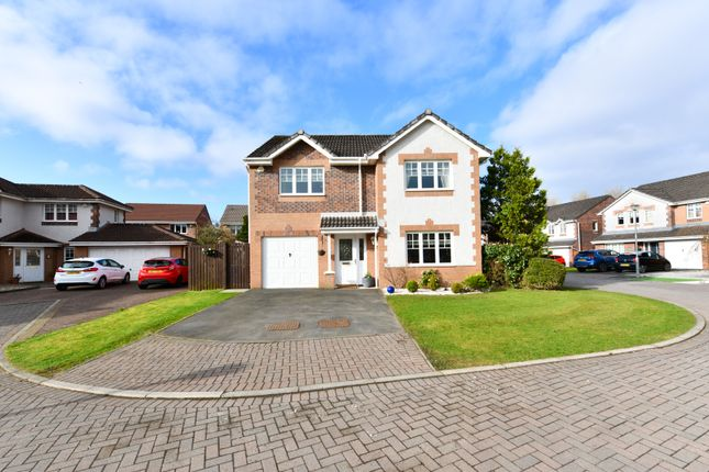 Thumbnail Detached house for sale in Lyle Gardens, Irvine
