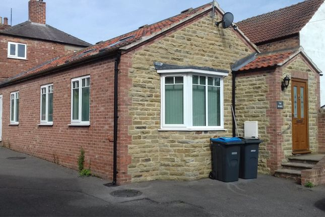 Thumbnail Bungalow to rent in Sussex Street, Bedale, North Yorkshire