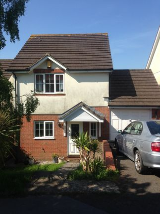 Thumbnail Detached house to rent in Calvados Park, Kingsteignton