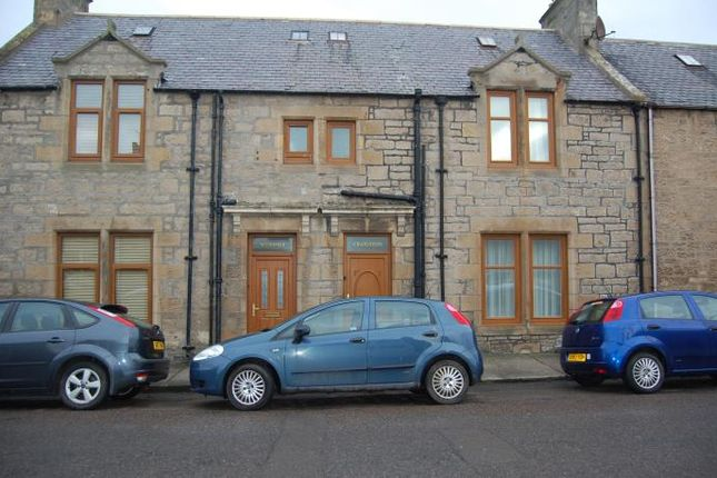 Thumbnail Terraced house to rent in Queen Street, Lossiemouth