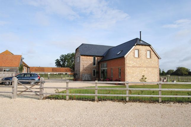 Thumbnail Detached house to rent in Park Lane, Stanford In The Vale, Faringdon