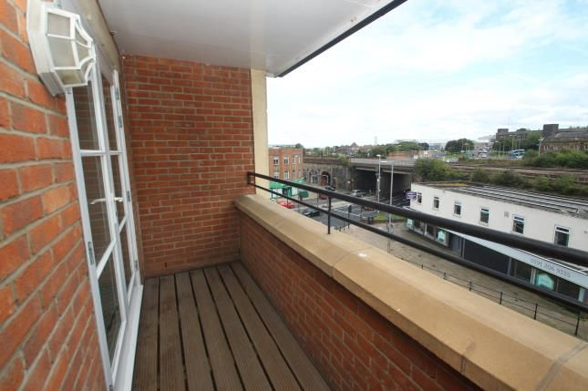 Balcony of Curzon Place, Gateshead, Tyne And Wear NE8