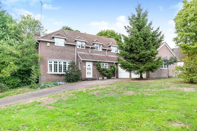Thumbnail Detached house for sale in Woodlands, Colchester