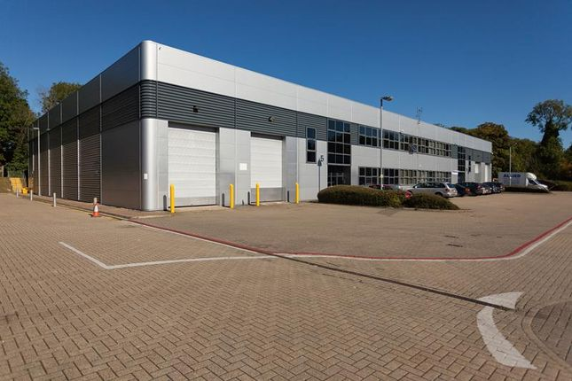 Thumbnail Light industrial to let in 5 Nimbus Park, Porz Avenue, Dunstable, Bedfordshire