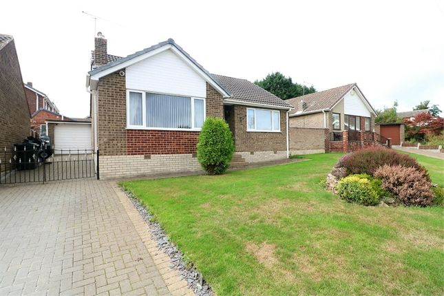 Thumbnail Detached bungalow for sale in Oulton Rise, Mexborough, South Yorkshire