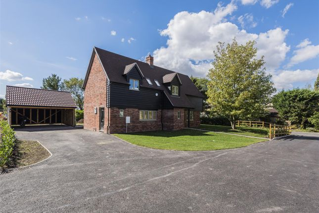 Thumbnail Detached house for sale in Eltisley Road, Great Gransden, Sandy