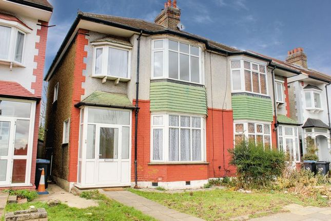Thumbnail Terraced house for sale in Lynbridge Gardens, London