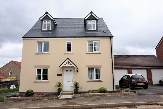 Thumbnail Detached house for sale in The Mead, Keynsham