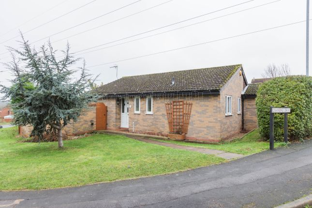 Thumbnail Detached bungalow for sale in Diamond Drive, Irthlingborough, Wellingborough