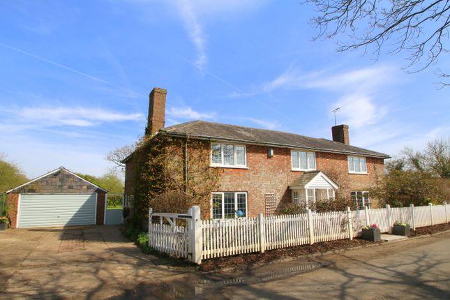 4 bed detached house for sale in Harbourne Lane, High Halden, Kent