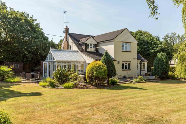 Thumbnail Detached house for sale in Broadmoor Road, Corfe Mullen, Wimborne