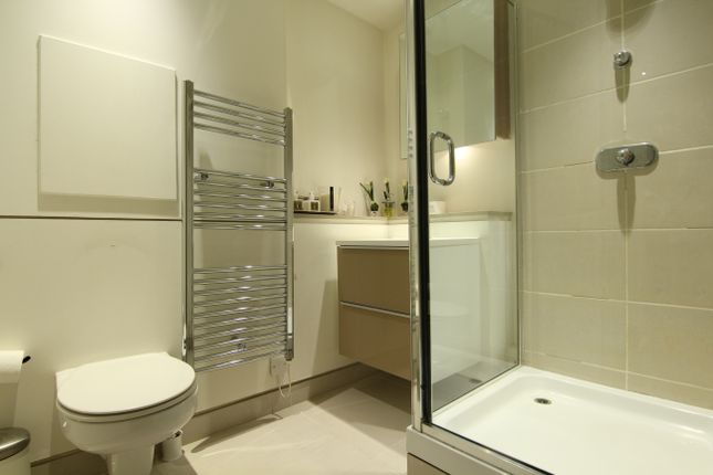 Shower Room of 2 Praed Street, London W2